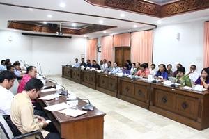 Rapat Forum Kehumasan