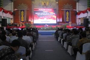 Forum ilmiah Pak Rizal