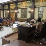 Kunjungan Mahasiswa Semarang