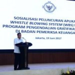 Foto - Launch Aplikasi WBS