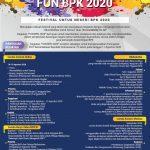 FUN BPK 2020 - FESTIVAL UNTUK NEGERI BPK 2020